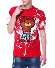 cartoons-pop-culture - Thug Life Bear Tee-2481683