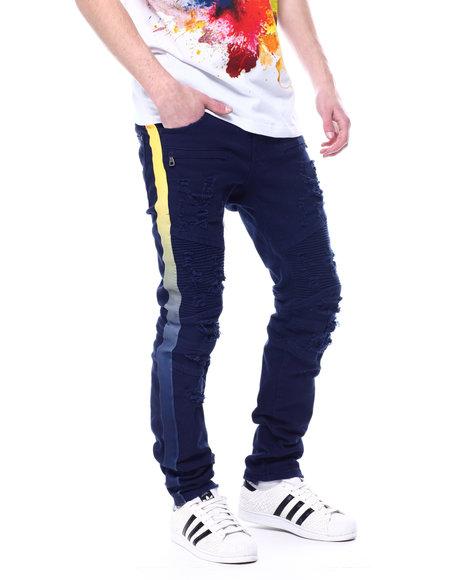 Preme - faded stripe Jean