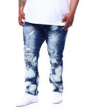 Big & Tall Faves - Shredded Jeans (B&T)-2481976