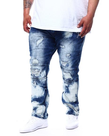 Makobi - Shredded Jeans (B&T)