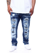 Jeans - Veno Shredded Jeans (B&T)-2482100