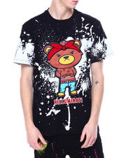 cartoons-pop-culture - Thug Life Bear Tee-2481690
