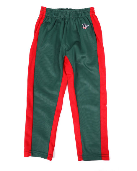 Phat Farm - Color Block Tricot Sport Pants (2T-4T)