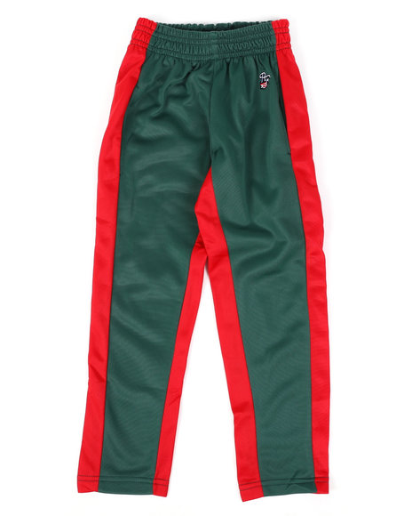Phat Farm - Color Block Tricot Sport Pants (4-7)