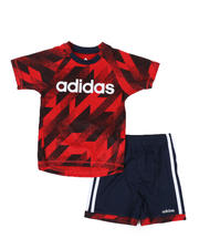 Sets - 2 Pc Sport T-Shirt & Shorts Set (2T-4T)-2481303