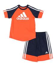 Sets - 2 Pc Urban Sport T-Shirt & Shorts Set (4-7)-2482155