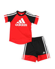 Sets - 2 Pc Urban Sport T-Shirt & Shorts Set (2T-4T)-2482165