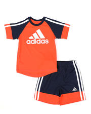 Sets - 2 Pc Urban Sport T-Shirt & Shorts Set (2T-4T)-2482188