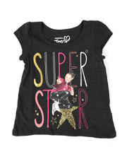 Sizes 2T-4T - Toddler - Jojo Siwa Super Star Tee (2T-4T)-2482297