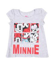 Girls - Minnie Original Tee (2T-4T)-2482317