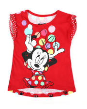Sizes 2T-4T - Toddler - Minnie Red Dot Tee (2T-4T)-2482321