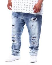 Makobi - Shredded Jeans (B&T)-2481030