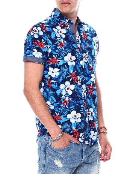 Buyers Picks - Palmdale SS Button down Shirt
