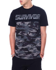 Buyers Picks - Survivor Colorblock Tee-2481239