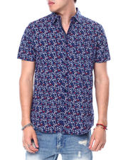 Buyers Picks - Suisun City SS Woven Shirt-2481341