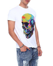 Buyers Picks - HEAT XRAY SKULL CRYSTAL TEE-2483186