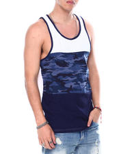 Buyers Picks - Gregory Camo Colorblock Tank-2481101