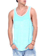 Buyers Picks - Nate Colorblock Tank-2481166
