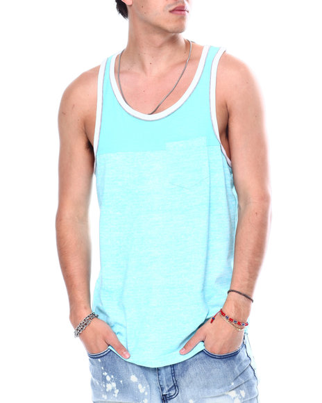 Buyers Picks - Nate Colorblock Tank