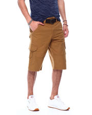 Buyers Picks - 14 inch Belted Cargo Short-2481534