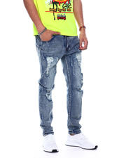 Jeans & Pants - Skinny Stretch Ripped Jean-2483349