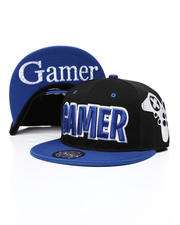 Snapback - Gamer Snapback Hat-2483504