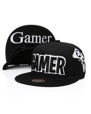 Snapback - Gamer Snapback Hat-2483510