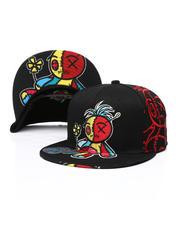 Hats - Voo Doo Snapback Hat-2483519