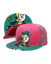 Hats - Voo Doo Snapback Hat-2483520