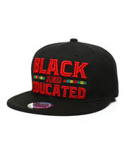 Hats - Black History Snapback Hat-2483527