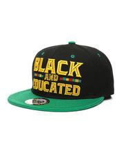 Hats - Black History Snapback Hat-2483528