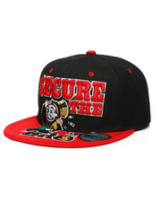 Hats - Secure Snapback Hat-2483549