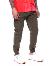 festival - Olive Cargo Jogger-2483636