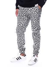 BLVCK - Leopard Print Jogger-2483718