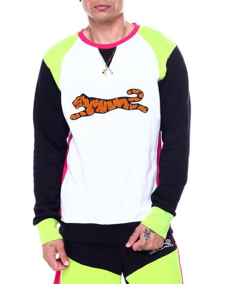 Le Tigre - Retro Logo Crewneck