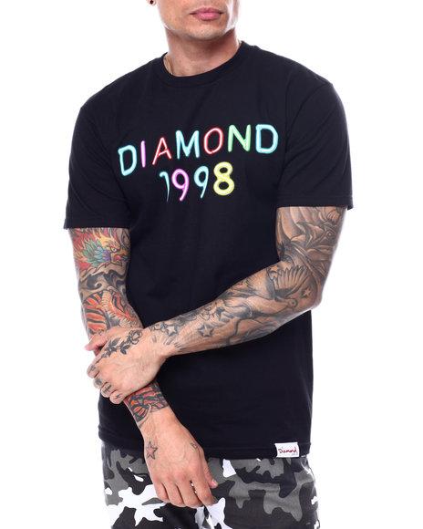 Diamond Supply Co - RADIANT NEON S/S TEE