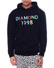 Diamond Supply Co - RADIANT NEON HOODIE-2484472