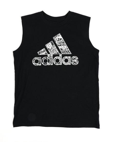 Adidas - Sleeveless Tee (8-20)
