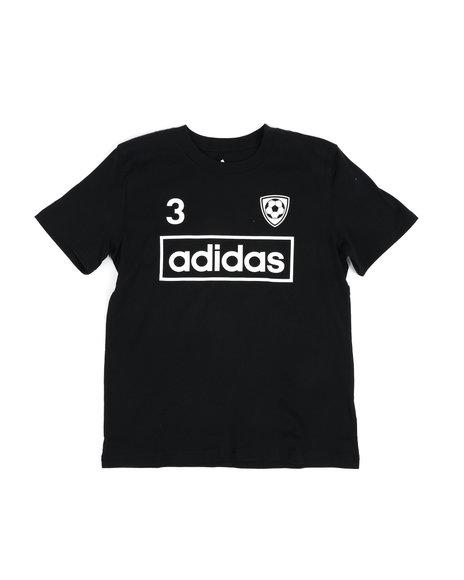 Adidas - Soccer Jersey Tee (8-20)