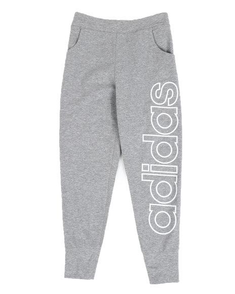 Adidas - Cotton Fleece Joggers (7-16)
