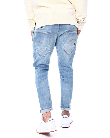G-STAR - D-Staq 3D Slim Heavy elto pure superstretch Jean