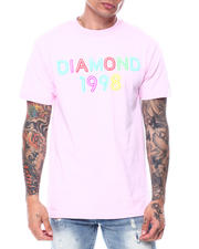 Diamond Supply Co - RADIANT NEON S/S TEE-2484424