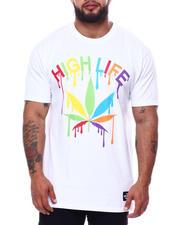 Big & Tall - Colorful High Life T-Shirt (B&T)-2484857
