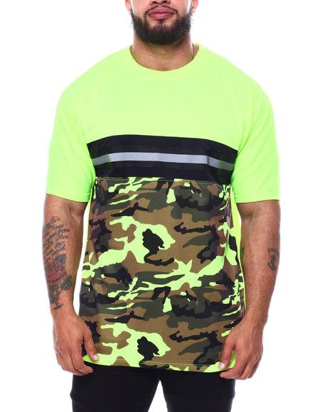 Buyers Picks - Frozen Camo Colorblock T-Shirt (B&T)