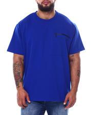 Sean John - Ottoman Short Sleeve Knit Shirt (B&T)-2478465