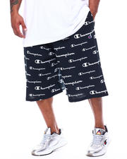 Champion - Script Filled Print Jersey Short (B&T)-2480613