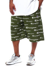 Champion - Script Filled Print Jersey Short (B&T)-2480618