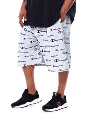 Champion - Script Filled Print Jersey Short (B&T)-2480628