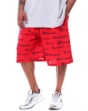Champion - Script Filled Print Jersey Short (B&T)-2480633