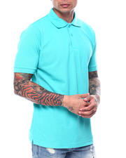 Basic Essentials - Classic Pique Polo-2484195